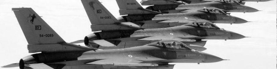 A Set of Fighting Falcons, F-16s @ TuAF